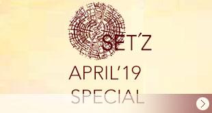 SET'Z April 2019 Special