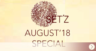 SET'Z August 2018 Special