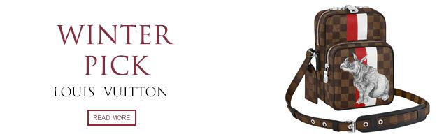 Winter Pick: Louis Vuitton