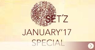 SET'Z December 2016 Special