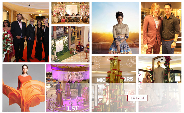 The Year Gone By at DLF Emporio