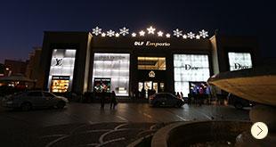 DLF Emporio Celebrates the Spirit of Christmas