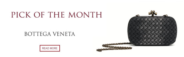 Pick of the Month: Bottega Veneta