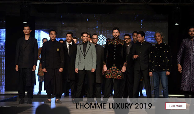 Forthcoming: L'Homme Luxury 2019