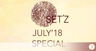 SET'Z July 2018 Special