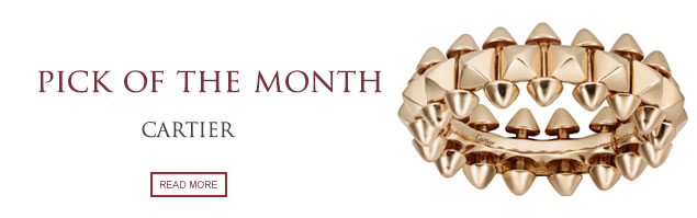 ick of the Month: Cartier