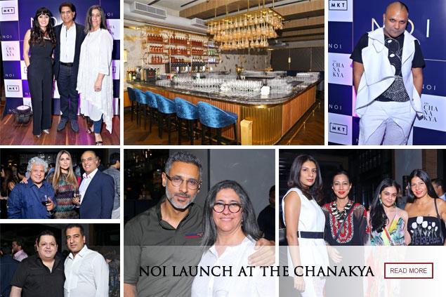NOI Launch at The Chanakya