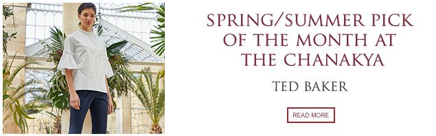 Pick of the Month: Ted Baker