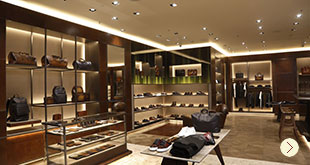 Berluti Launched It's First Store at DLF Emporio