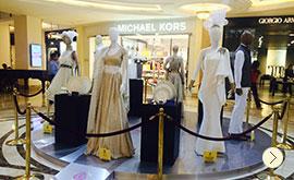 Shopping Fiesta at DLF Emporio
