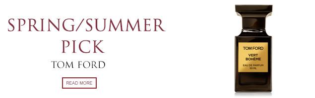 Spring/Summer Pick: Tom Ford