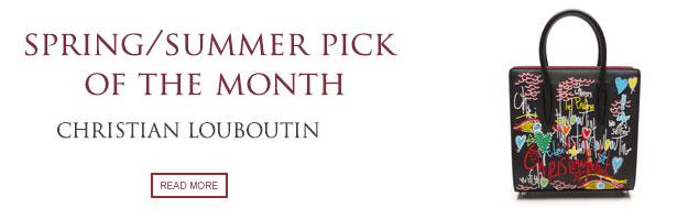 Spring/Summer Pick: Christian Louboutin