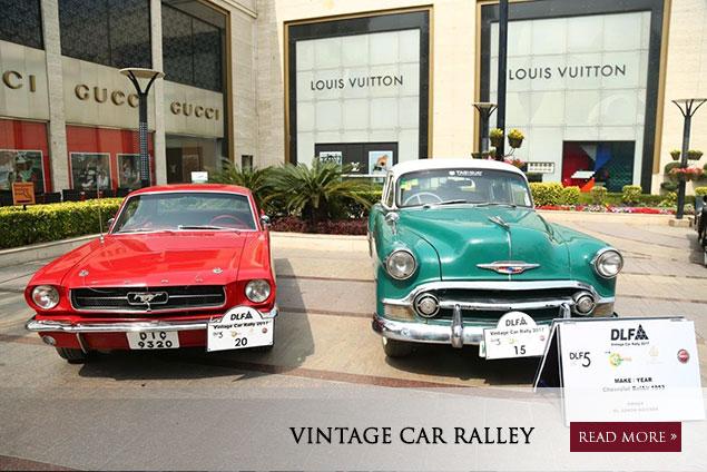 Forthcoming: Vintage Car Ralley