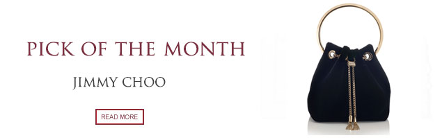 Pick of the Month: Jimmy Choo