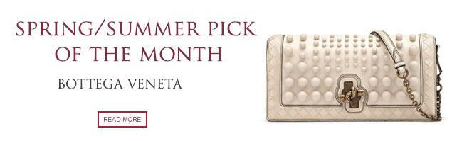 Pick of the Month: Bottega Veneta