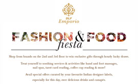 Fashion And Food Fiesta 2017