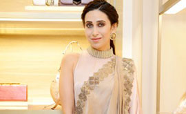 Jimmy Choo Launches Diwali Exclusive Collection At DLF Emporio