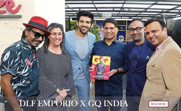 DLF Emporio X GQ India