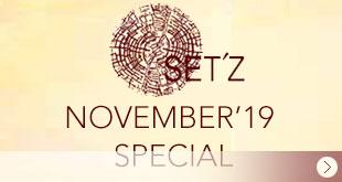 SET'Z November 2019 Special