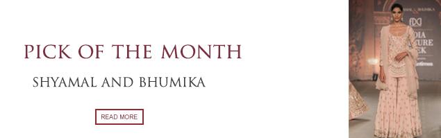 Pick of the Month: Shyamal & Bhumika