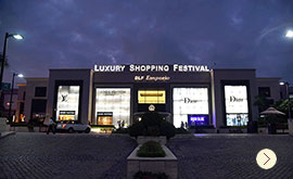 Luxury Shopping Festival At DLF Emporio
