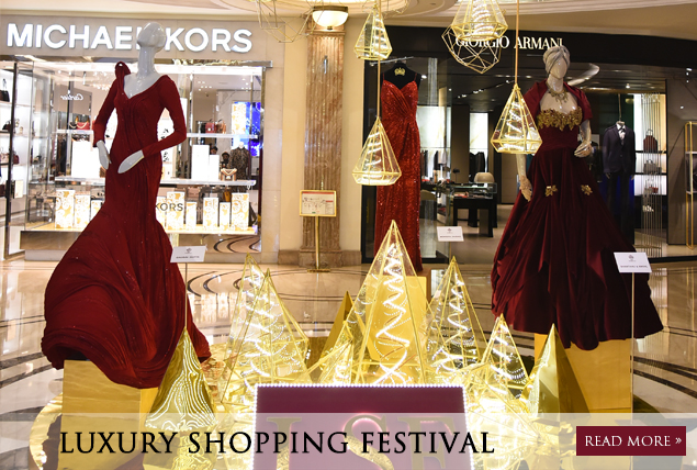 DLF EMPORIO LUXURY SHOPPING FESTIVAL