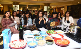 The Luxury Shopping Festival at DLF Emporio