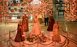 Inside DLF Emporio's 5th Edition of Couture Weddings