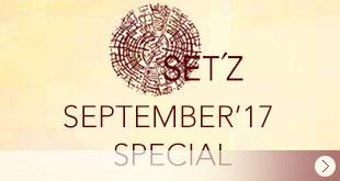 SET'Z September 2017 Special