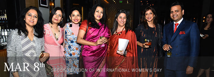 Feature of the Month: Second Edition of International Women's Day