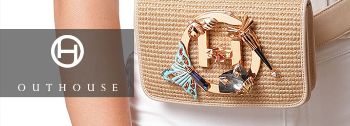 Pick of the Month: Outhouse - The Jute Mini Disco Fanny Pack