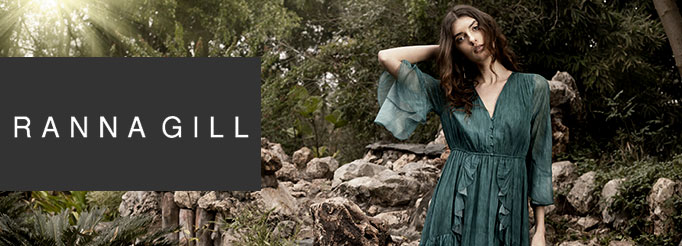 Pick of the Month: Ranna Gill - The Darci Dress