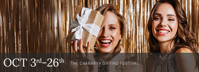 Feature of the Month: The Chanakya Gifting Festival